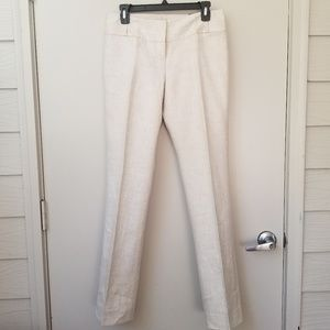 NWT The Limited Shimmer Cassidy Fit Trouser